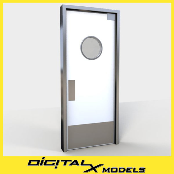 max commercial kitchen door 2