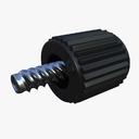 thumbscrew 3D models