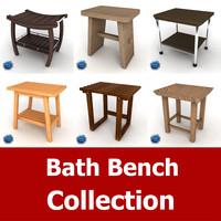 bath bench max