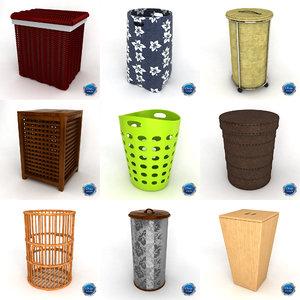 3d laundry baskets