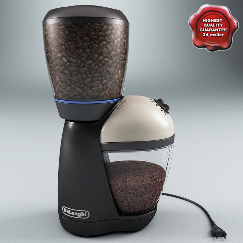 max coffee grinder delonghi kg59
