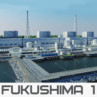 Fukushima 1 Nuclear Power Plant