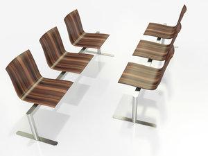 3d lounge lapalma s23 model
