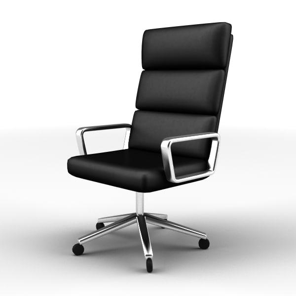 chair mastermind 3d 3ds