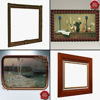 Picture Frames Collection v1