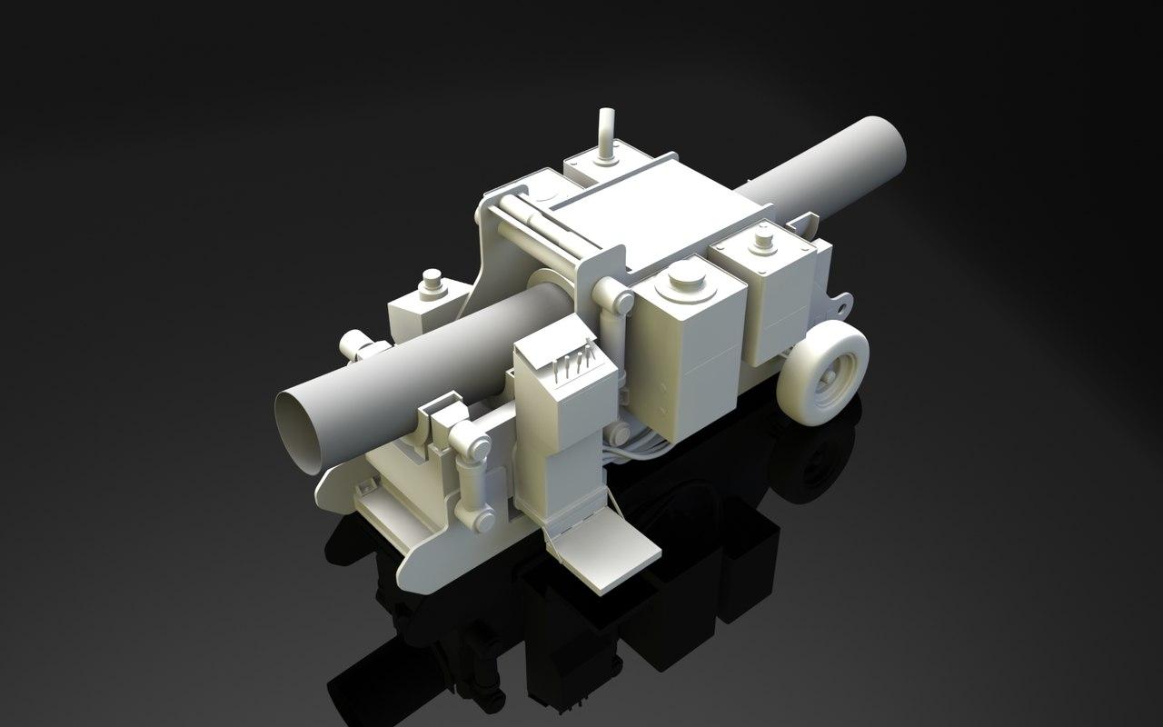 3d tube bender model