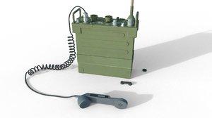 prc 77 radios 3ds