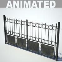 Gate & fence_01