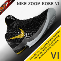 3d model shoes nike zoom kobe