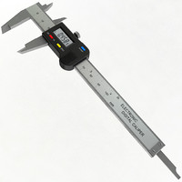 3d model digital caliper