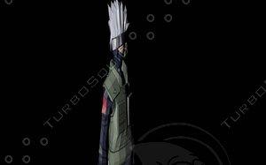 avatar kakashi naruto shippuden 3ds