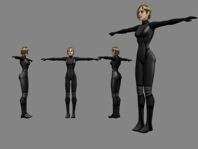 max female character