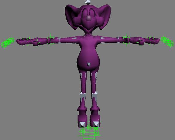mouse 3d x