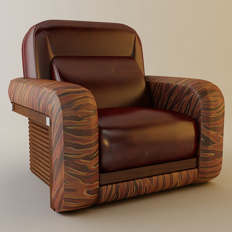 3d florence collections chair