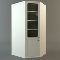 3ds max display cabinet