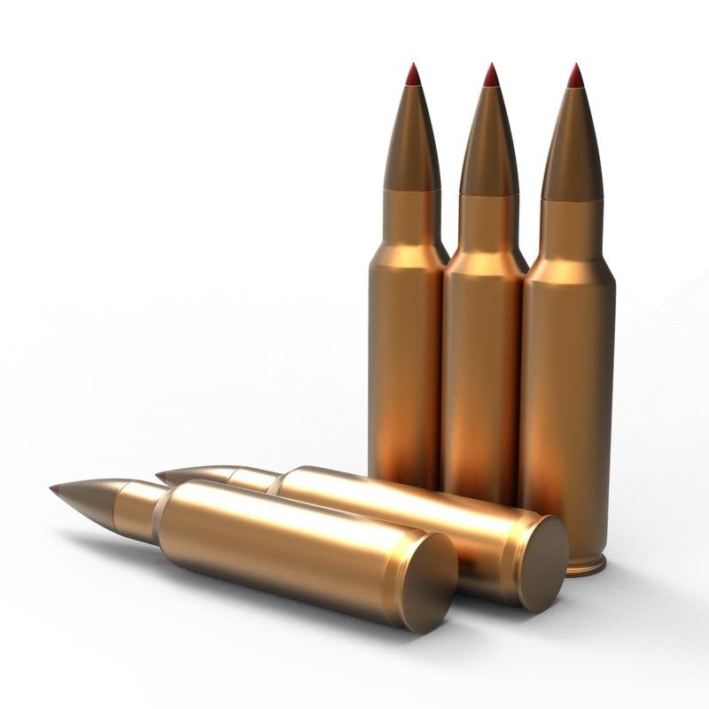 bullet 3d x