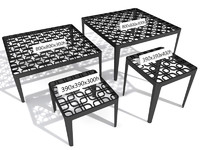 Tom Dixon Link tables