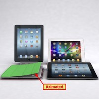 Apple iPad 3 & iPad 4 Wi-Fi with Dock & Cover
