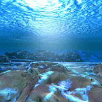 max underwater scene