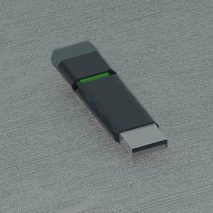 3d usb flashdrive