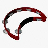 Cutaway Tambourine
