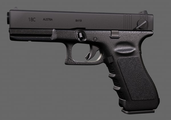 glock 18 3d ma