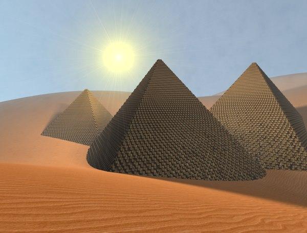 max pyramid