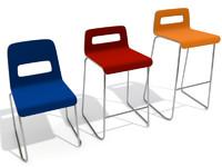Lapalma HOLE chairs