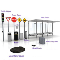 Street Furniture Collection