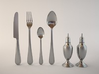 Silverware - Utensil set(1)