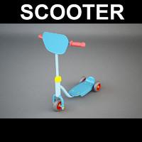 obj scooter