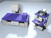 Hologic Bone Densitometer