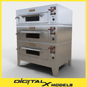 pizza oven 3D models