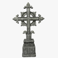 Concrete Cross