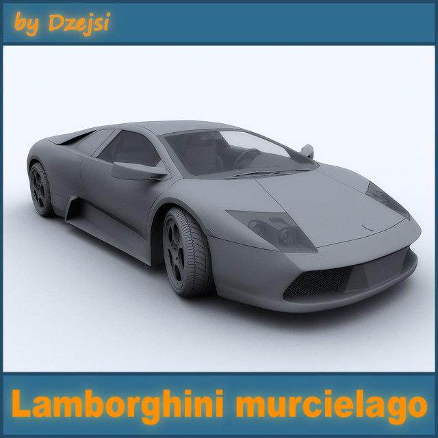 italian lamborghini murcielago max