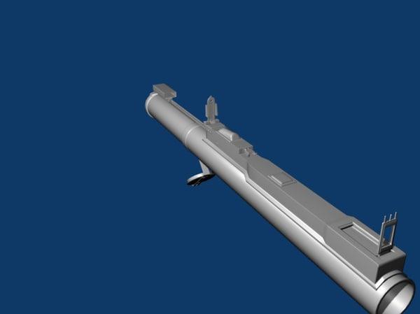 3d m72 law m model