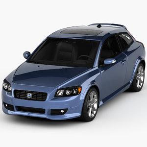 3d c30 car model