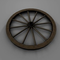 maya wagon wheel