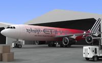 maya aeroplane aero plane