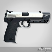 Gun HK USP45 MATCH