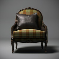 Ralph Lauren - Irish Coast Carved Lounge