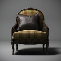 Ralph Lauren - Irish Coast Carved Lounge