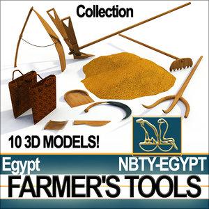 ancient egyptian farmer s 3ds