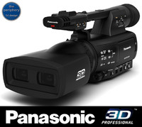 Panasonic Twin Lens 3D Camera