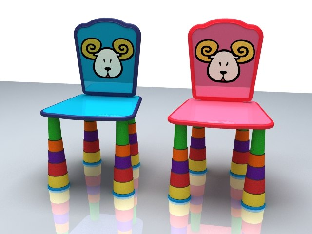 3ds max children s