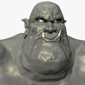 3d model mutant