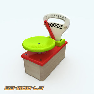 max toy scales
