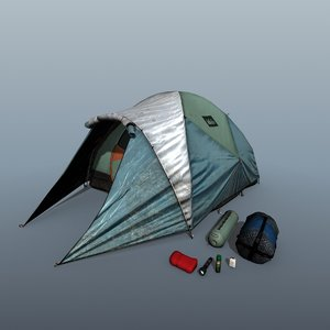 sleeping tent max
