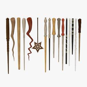 3ds max magic wands