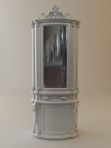 3d display cabinet